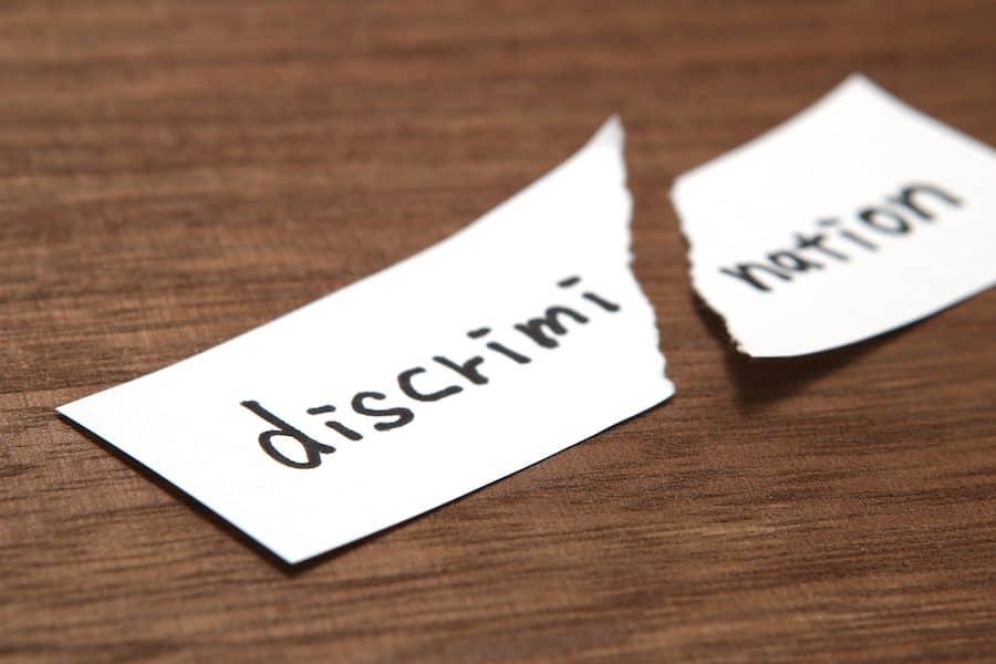 Discrimination – compensation