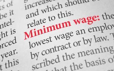 National Minimum Wage and Sleeping