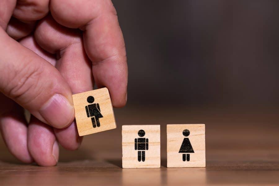Philosophical belief and gender identity discrimination