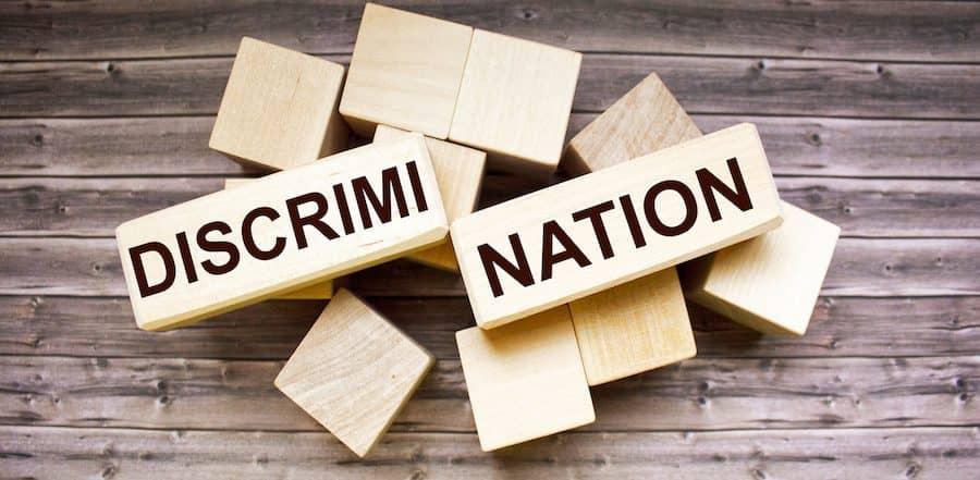 Discrimination – interim relief