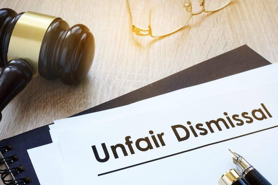 Unfair dismissal – illegality